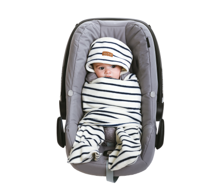 Nod Pod Baby Striped Blanket