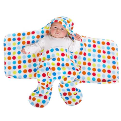 Bright Spot Nod Pod Baby Blanket